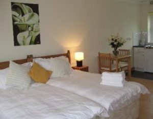 Room photo at the Barn Lodge West Deeping