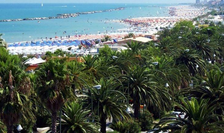 San Benedetto del Tronto beach